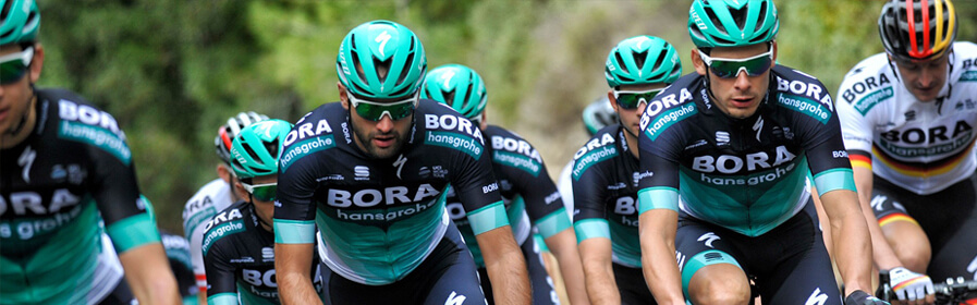 BORA–HANSGROHE Team Cycling Jersey